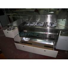Carretto frigitoria 200x70 cm  NUOVO